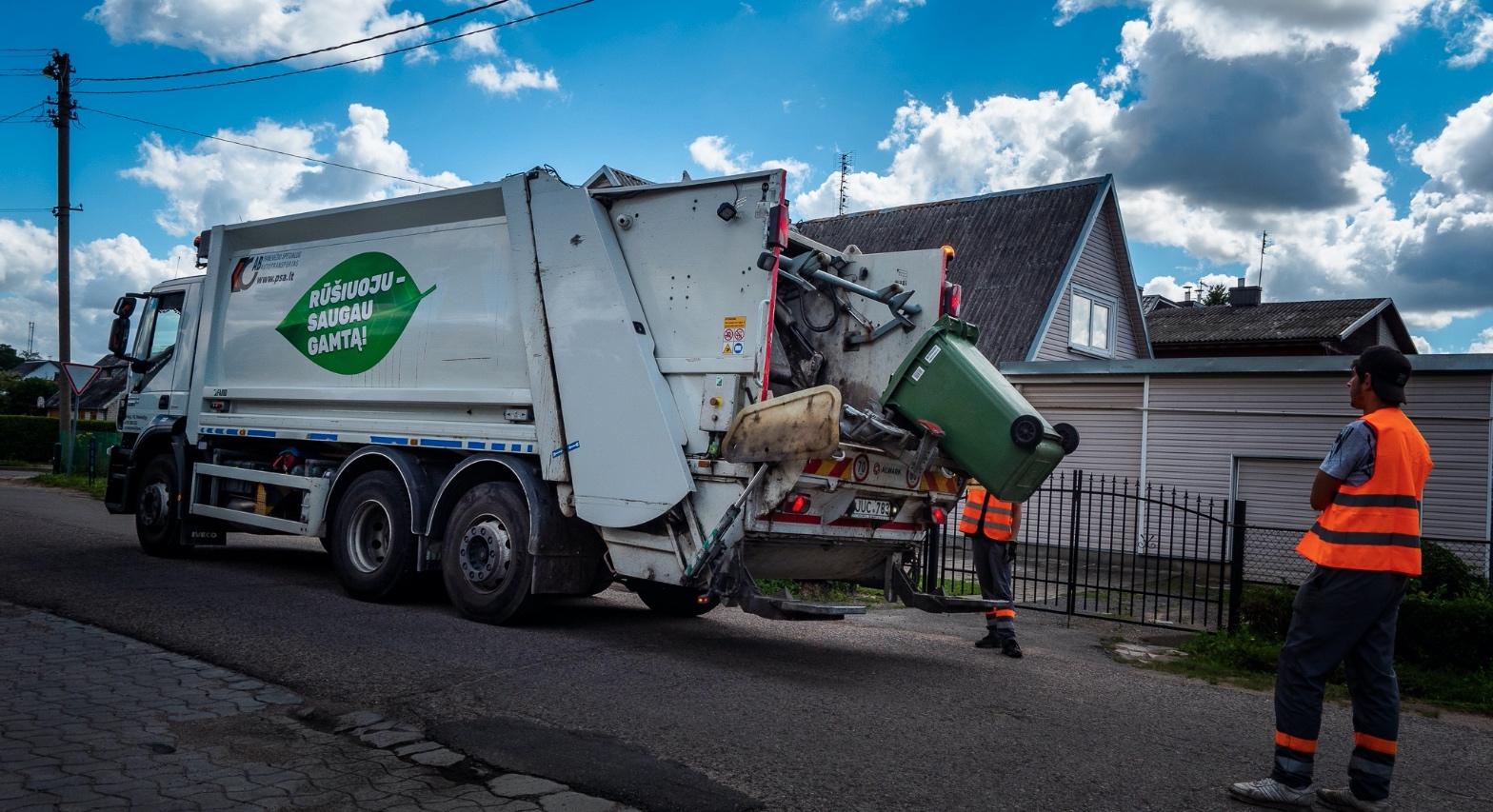 Vilniaus miesto savivaldybė - Atliekų tvarkymas
